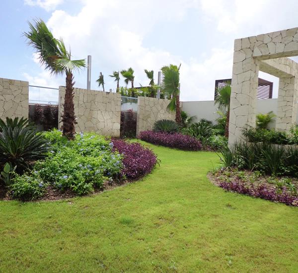 Ideas De Diseño De Jardines Residenciales: Diseño De Jardines Queretaro
